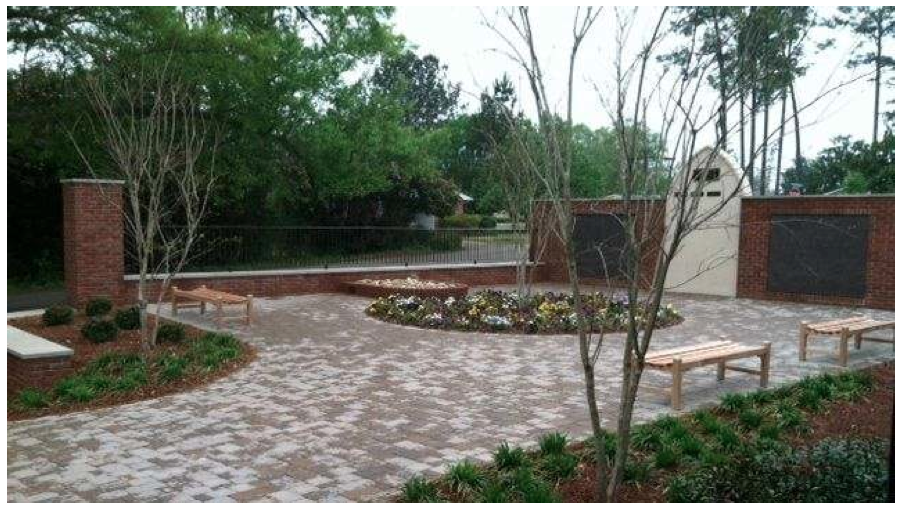 Dedication of the University Baptist Church Columbarium and Memorial Garden
