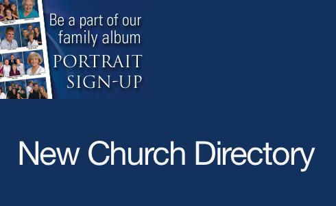 Church Directory – Schedule Photos