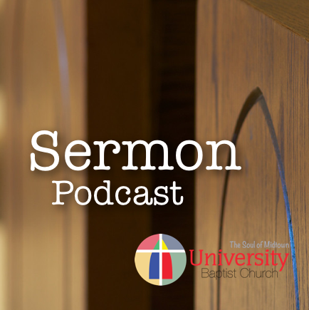 Sermon Podcast — August 30, 2015