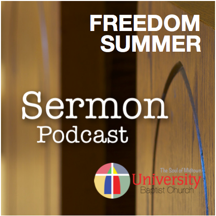 Sermon Podcast — July 6, 2014