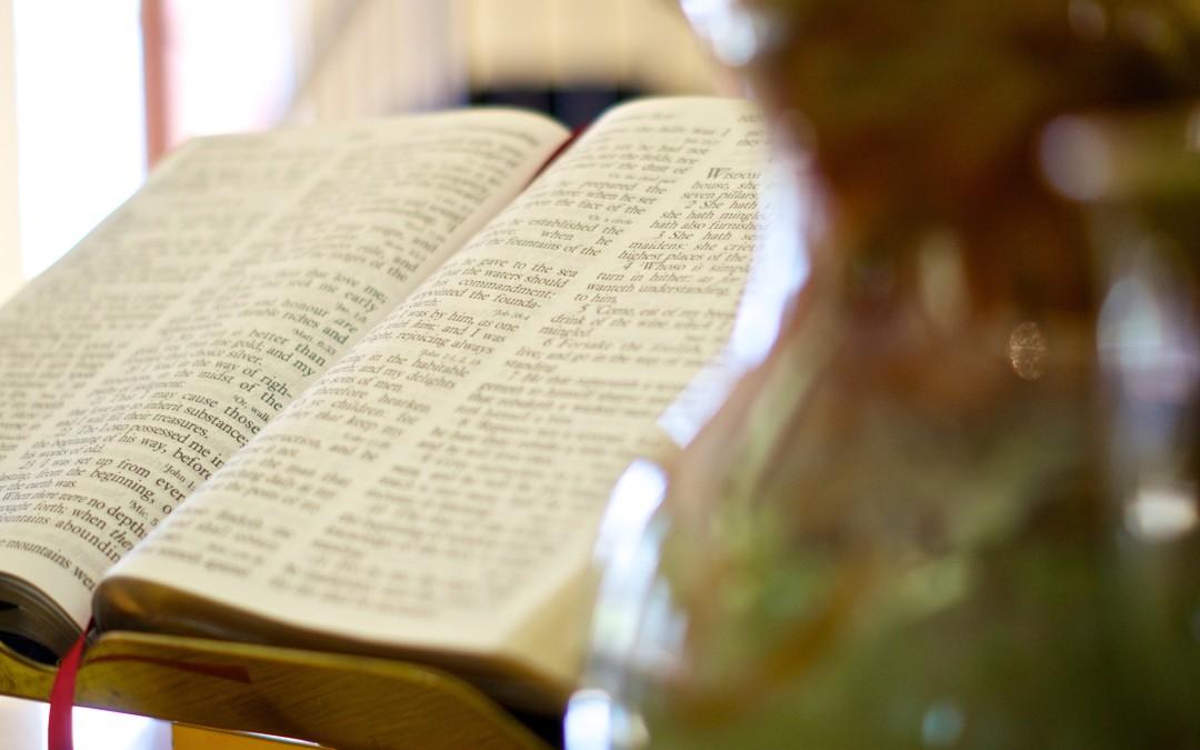Pastor's Blog | September 2017