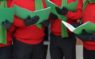 Churchwide Christmas Caroling